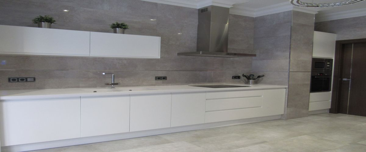 F brica de muebles cocinas ba os armarios vestidores europolis - Fabrica cocinas madrid ...