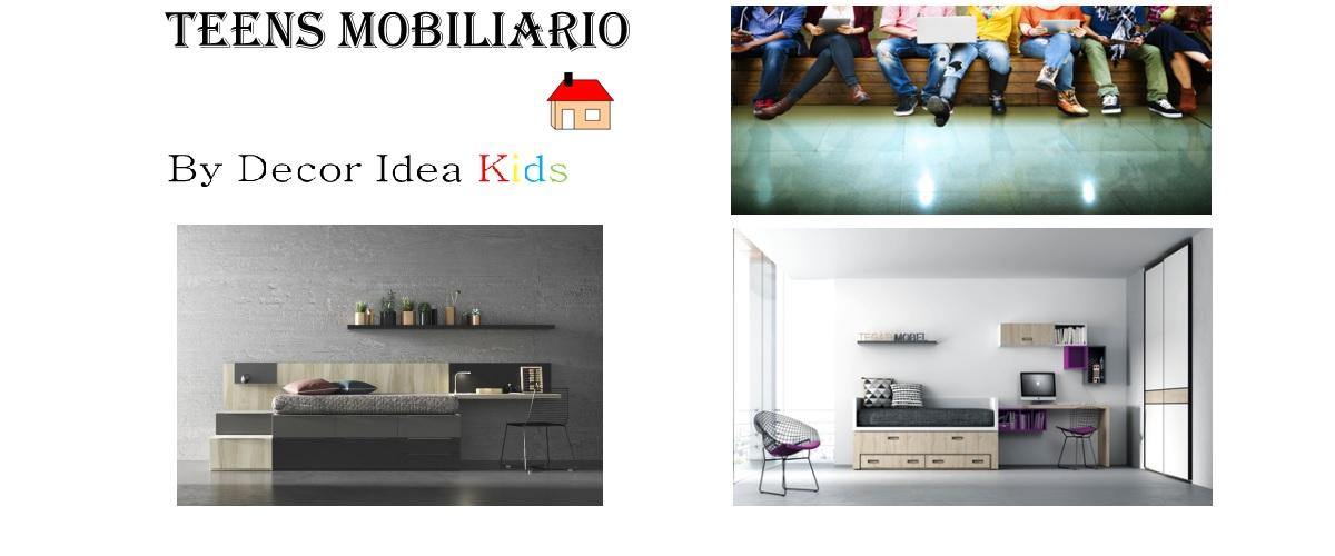 Europolis decoraci n integral muebles de dise o en las - Mueble juvenil europolis ...