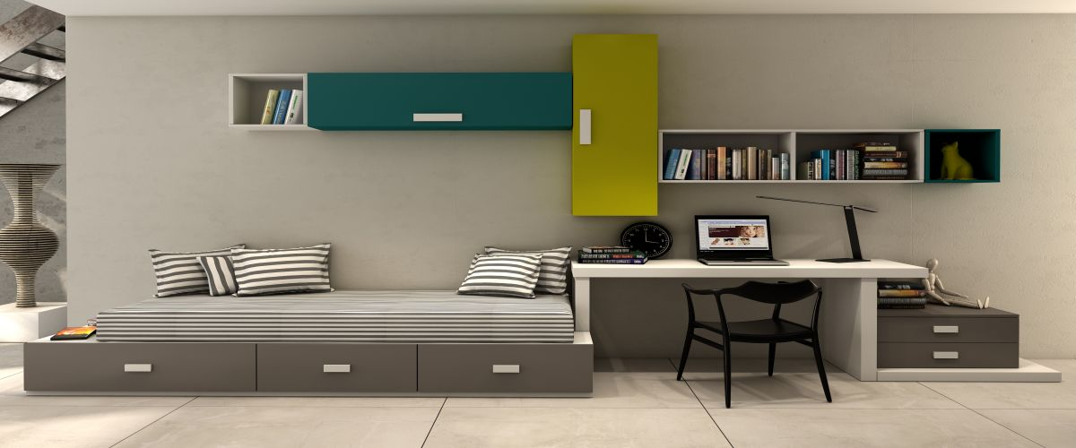 B bel juveniles mobiliario y decoracion europolis for Mobiliario y decoracion