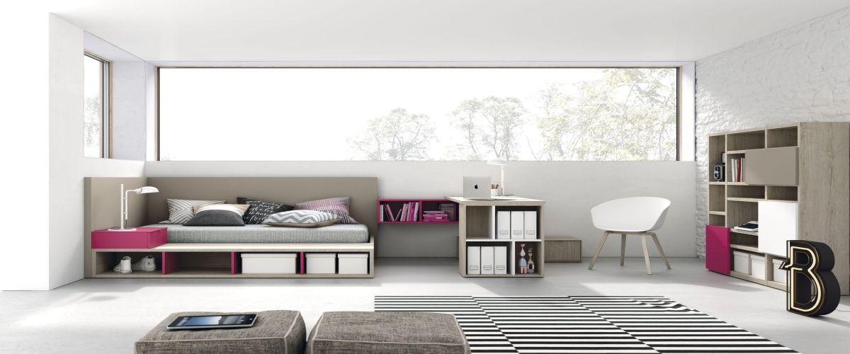 Teens mobiliario juvenil contempor neo europolis for Mobiliario contemporaneo