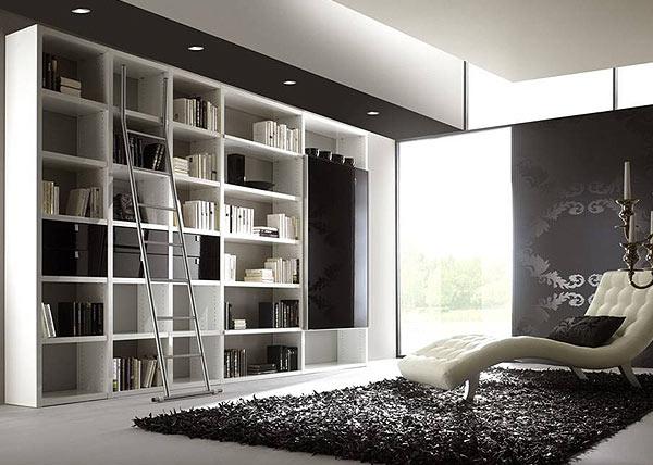 Muebles librer as europolis for Linea actual muebles europolis