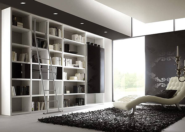 Muebles librer as europolis - Librerias a medida en madrid ...