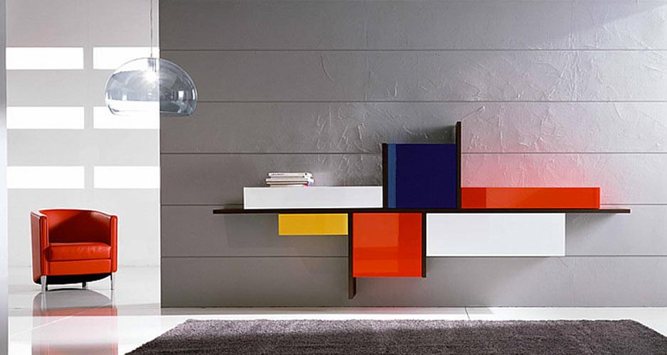 Mueble de dise o madrid las rozas for Linea actual muebles europolis