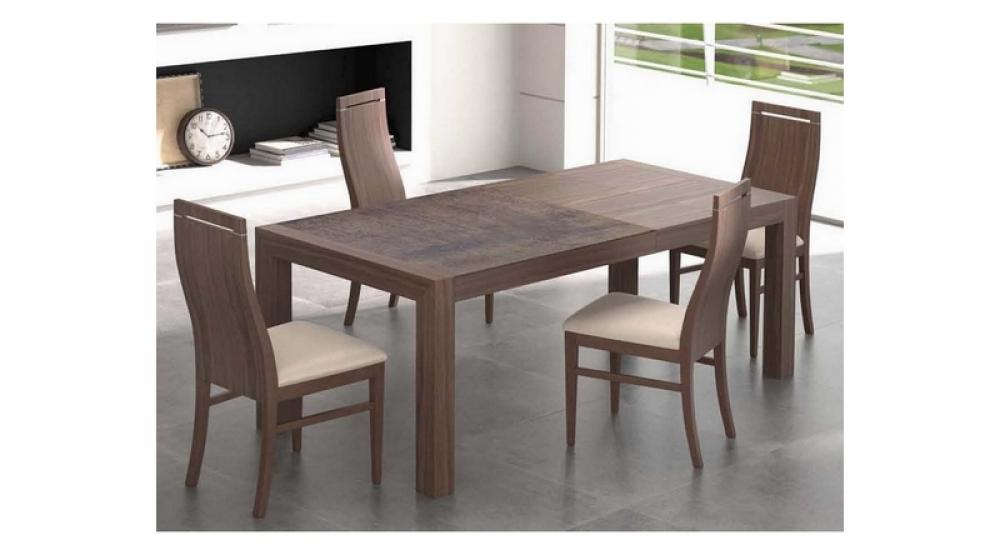 Conjunto oferta comedor mesa sillas a elegir sillas mesas comedores europolis - Conjunto mesa y sillas comedor oferta ...