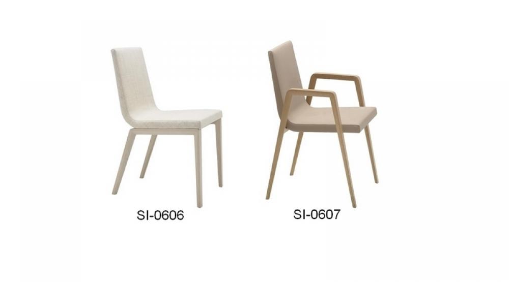 Silla lineal confort andreu world sillas exterior for Sillones europolis