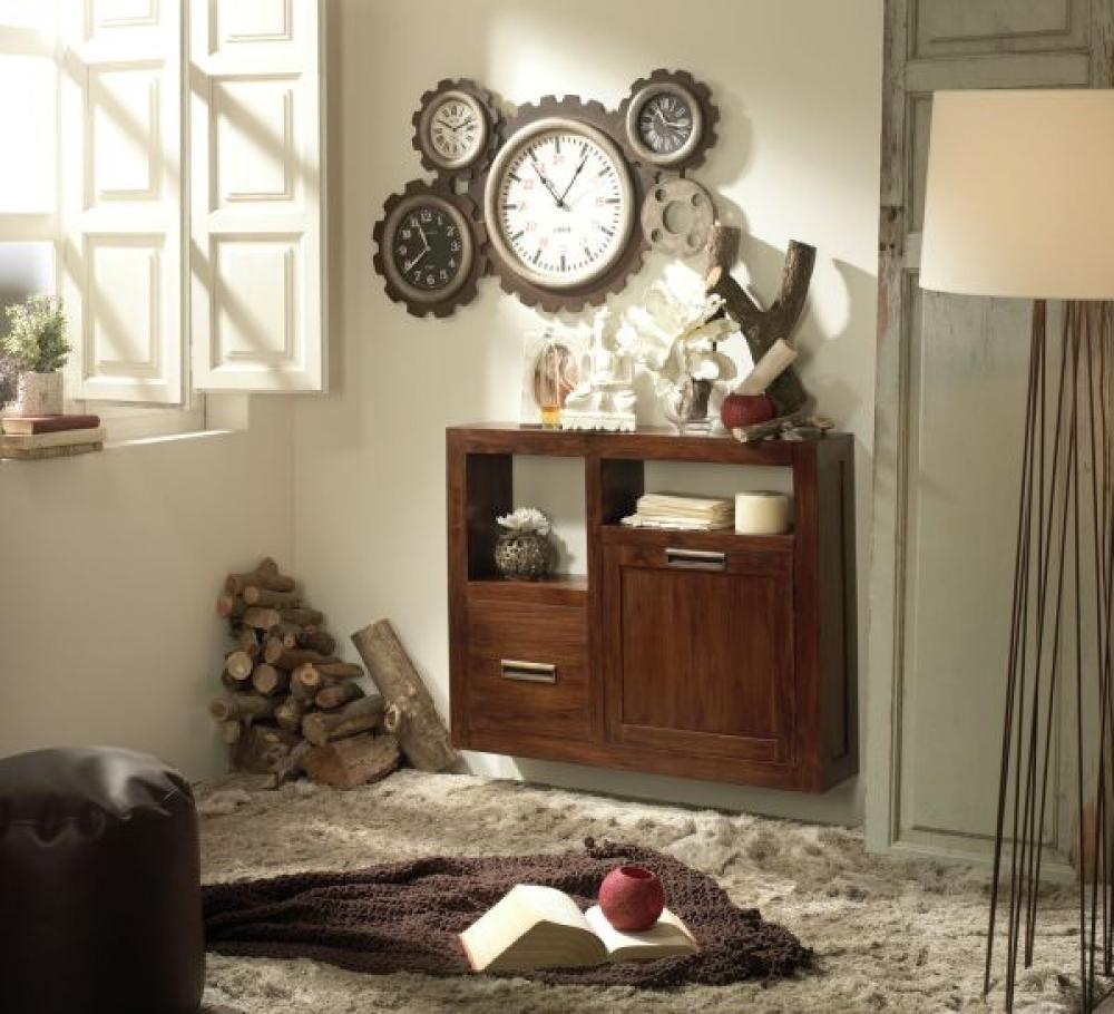 Banak recibidor librer as recibidores outlet europolis for Linea actual muebles europolis