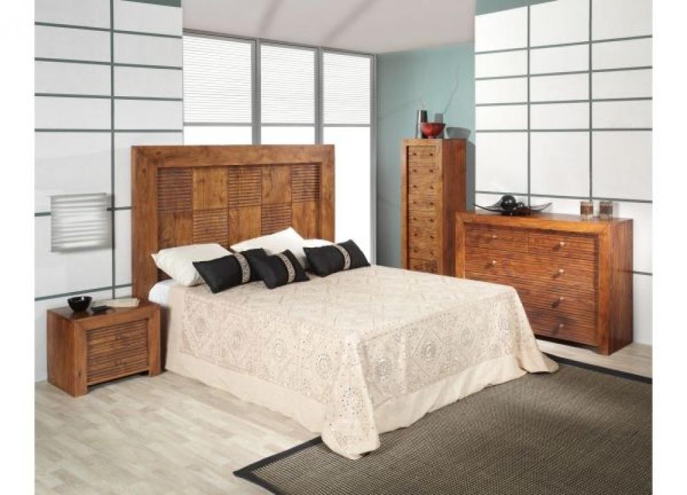 Dormitorio palisandro dalian dormitorios europolis - Muebles ninos europolis ...