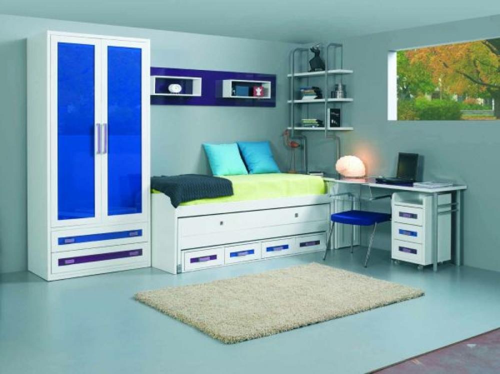 Banzai juvenil 1 dormitorios juveniles habitaci n - Muebles ninos europolis ...