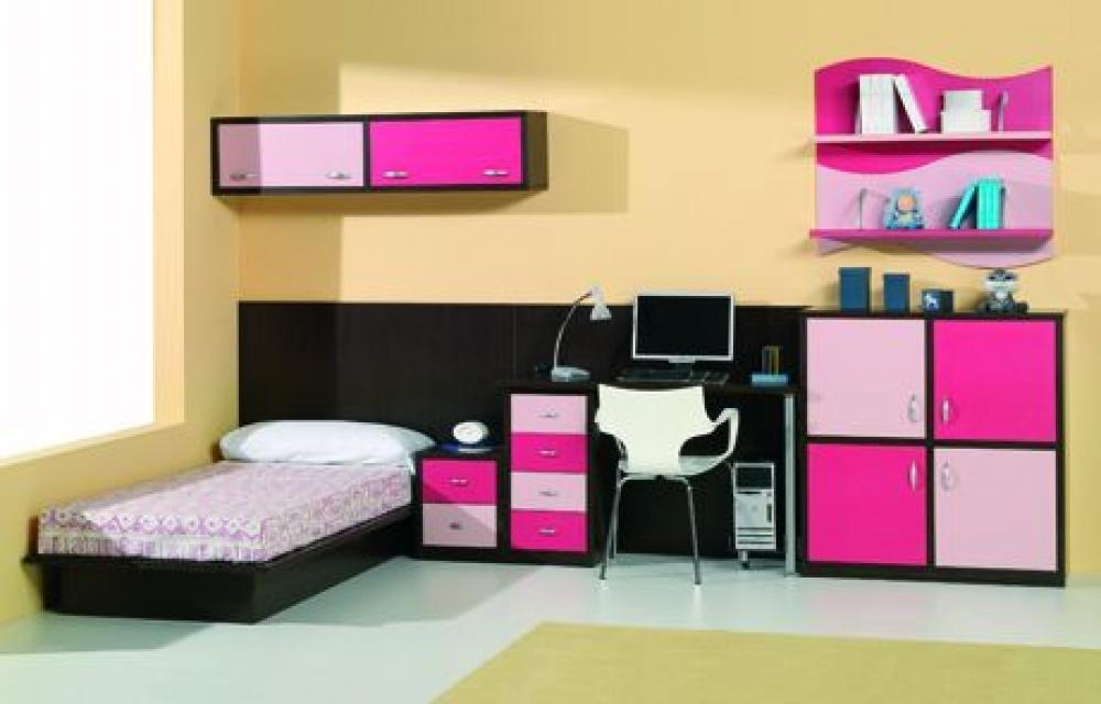 Dormitorio dormitorios juveniles europolis - Mueble juvenil europolis ...