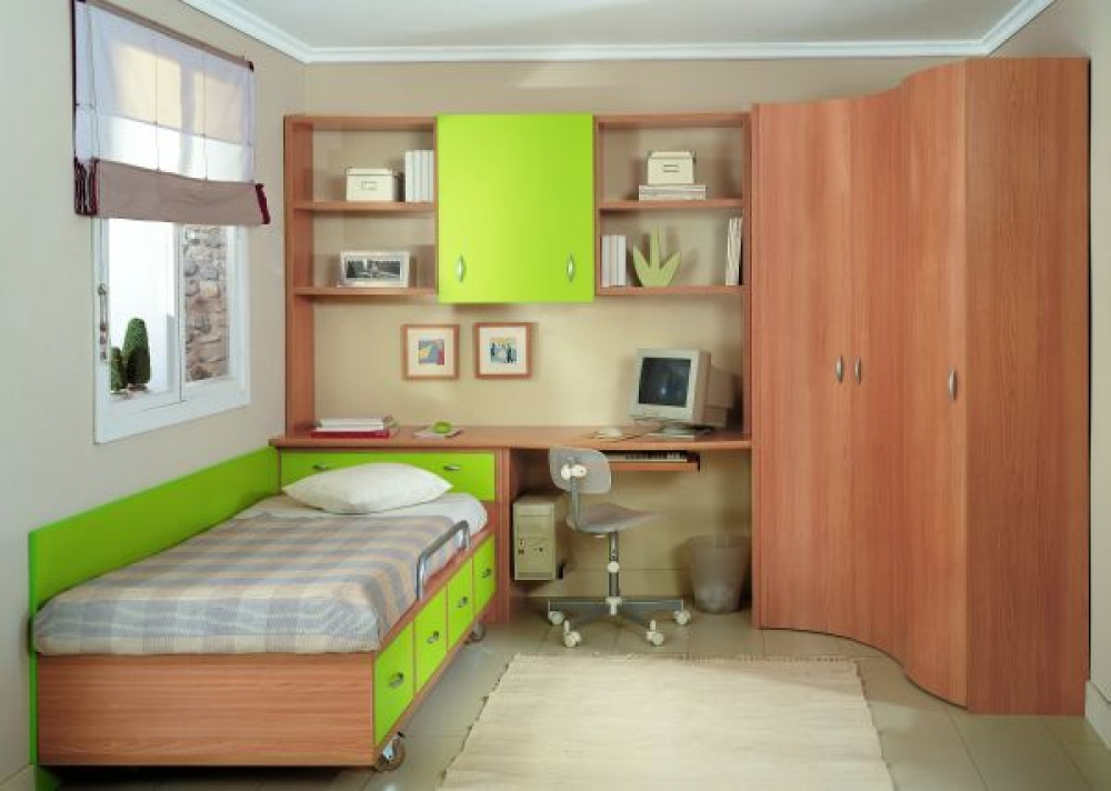 Dormitorio juvenil dormitorios juveniles europolis - Muebles ninos europolis ...