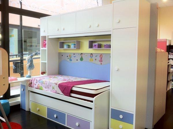 Modulo dormitorios juveniles europolis - Muebles ninos europolis ...