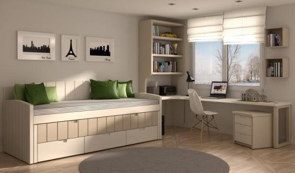 Juvenil 18 dormitorios juveniles europolis - Muebles ninos europolis ...