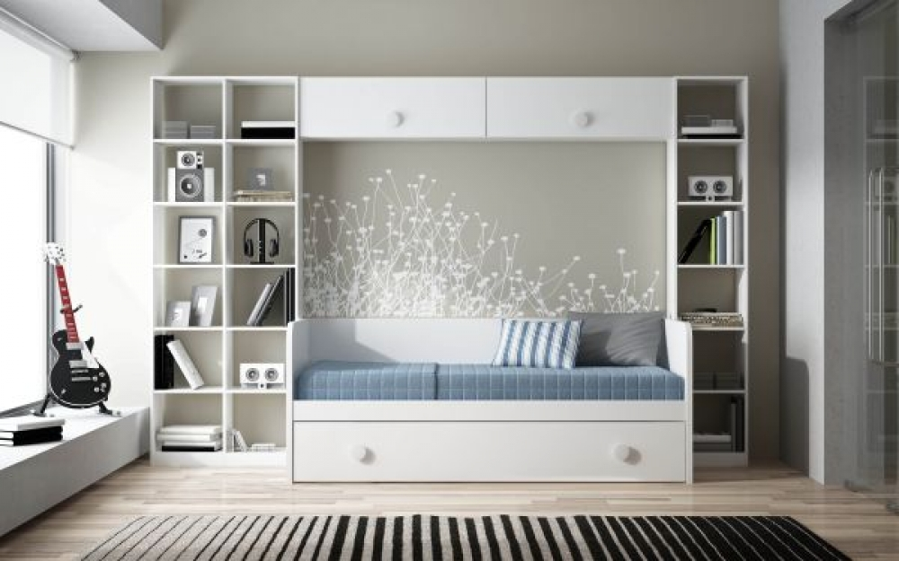 Gazapo dormitorio juvenil dormitorios juveniles europolis - Muebles ninos europolis ...