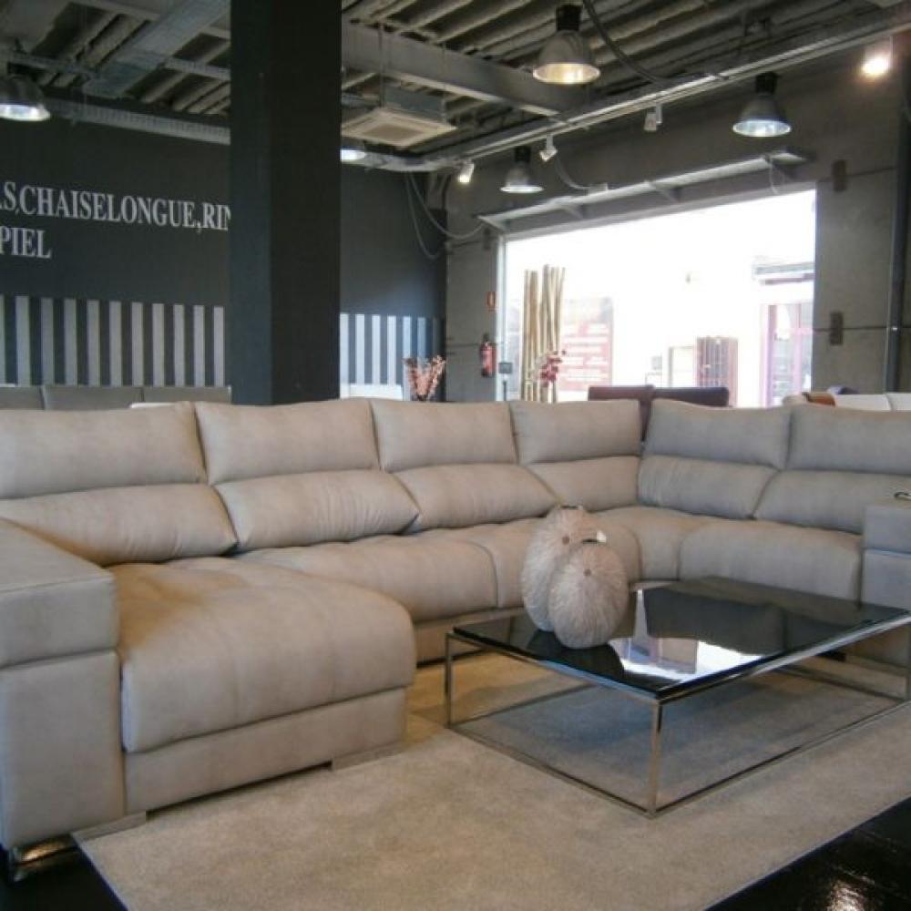 Europolis las rozas sofas trendy cool oferta por for Liquidacion sofas piel