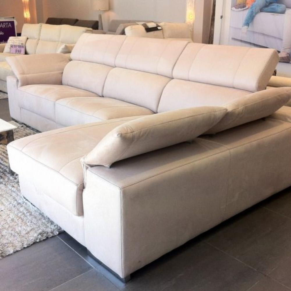 Sofa vinci europolis for Outlet vajillas madrid
