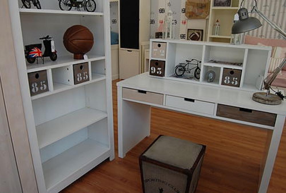 Mueble infantil habitaci n infantil cunas y - Mueble juvenil europolis ...
