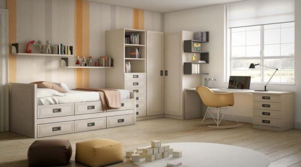 Londres 10 dormitorios juveniles europolis - Muebles ninos europolis ...