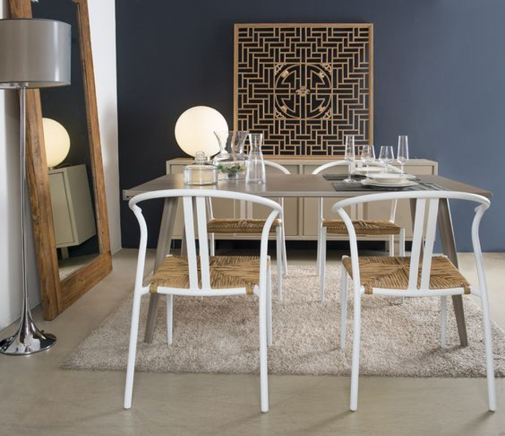 Comedor chic decoracion mobiliario comedores for Europolis salon