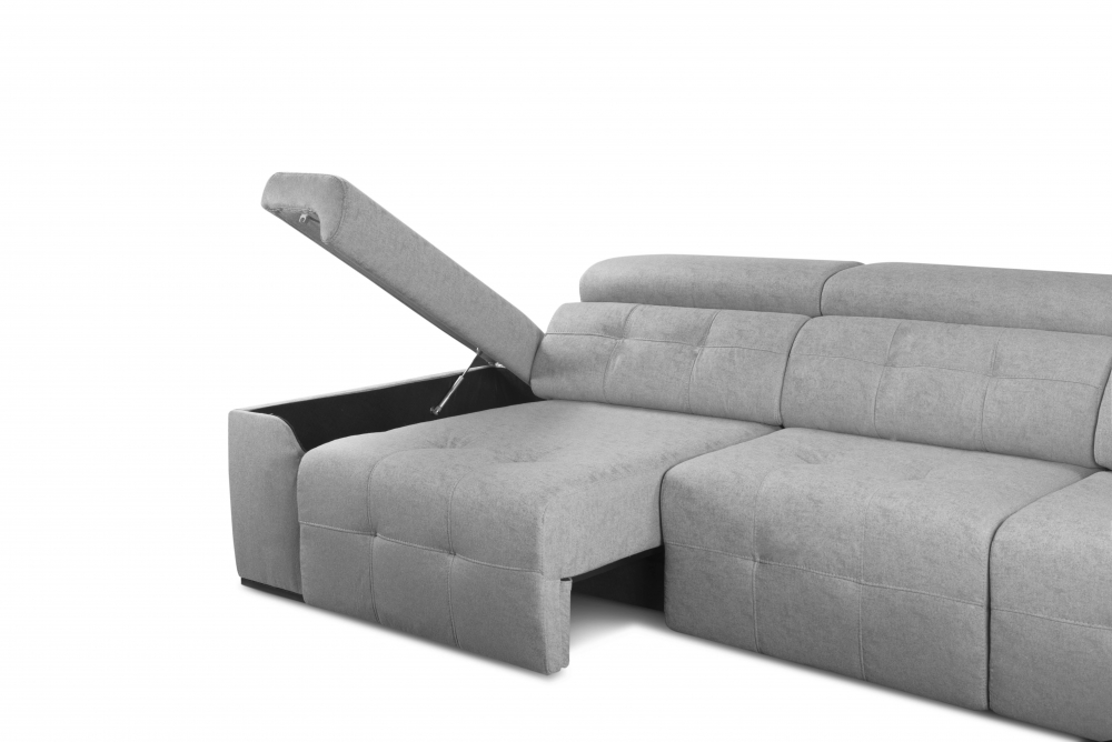 Pleasant Triple Chaise Longue Europolis Caraccident5 Cool Chair Designs And Ideas Caraccident5Info