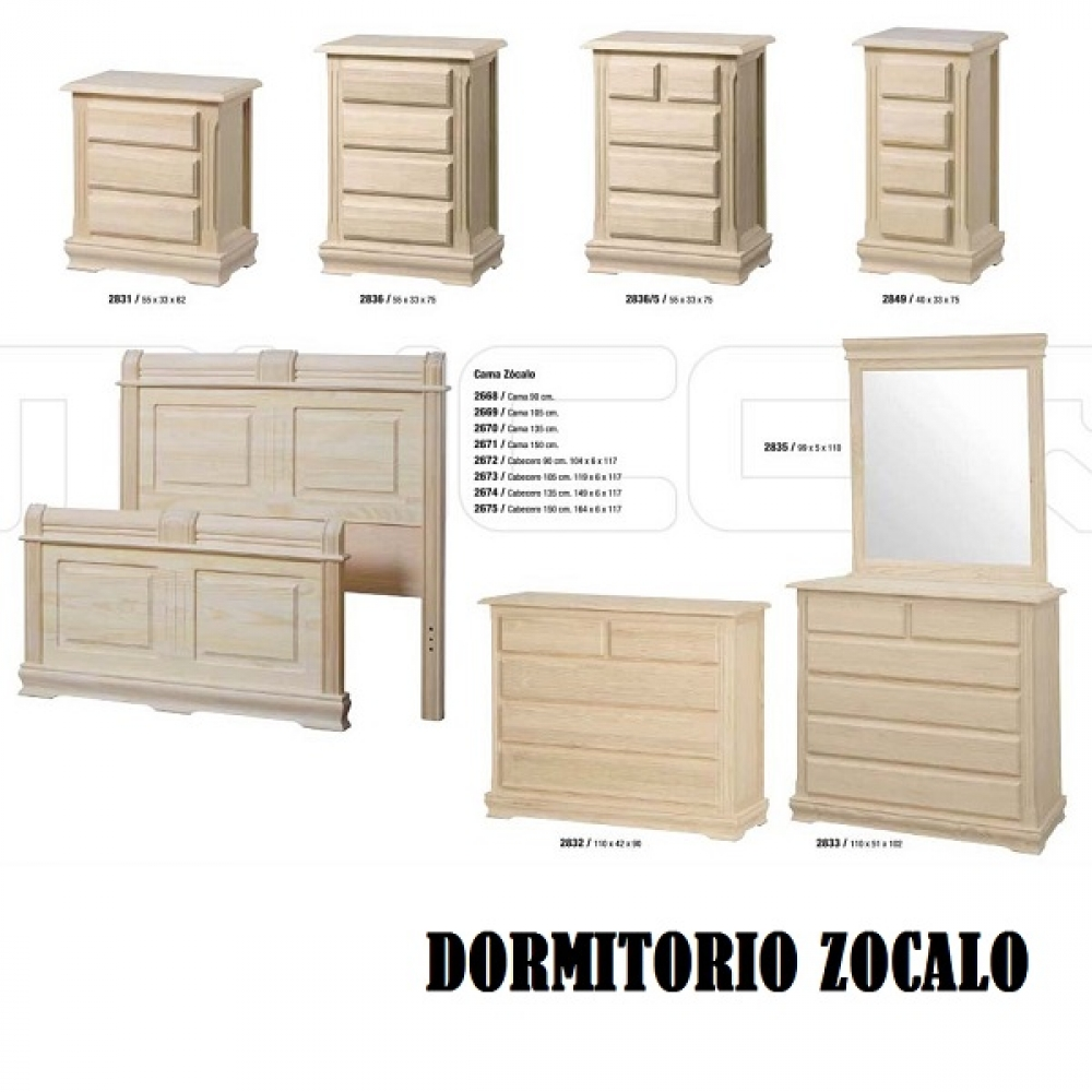 Muebles pino sin tratar 20170826173247 for Muebles de madera sin tratar