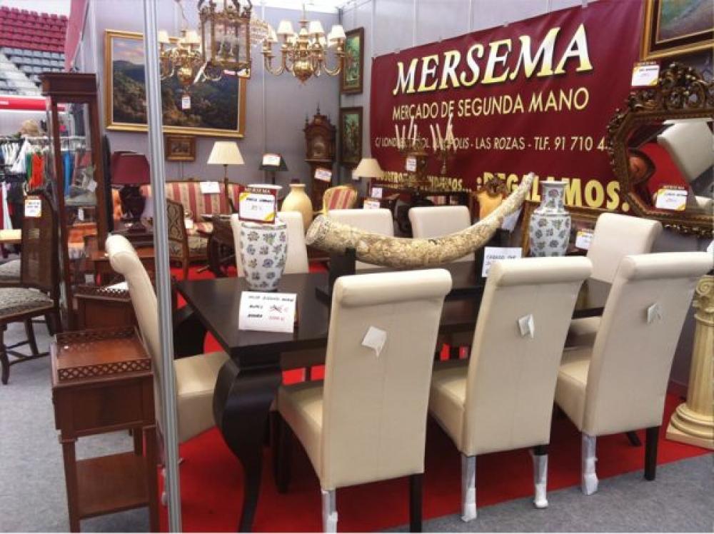 Mersema mobiliario de segunda mano y ocasion europolis - Mobiliario antiguo segunda mano ...