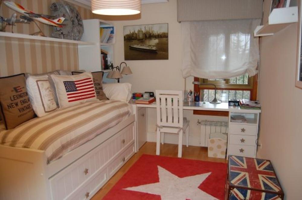 Dormitorios infantiles originales habitaciones juveniles europolis - Muebles ninos europolis ...